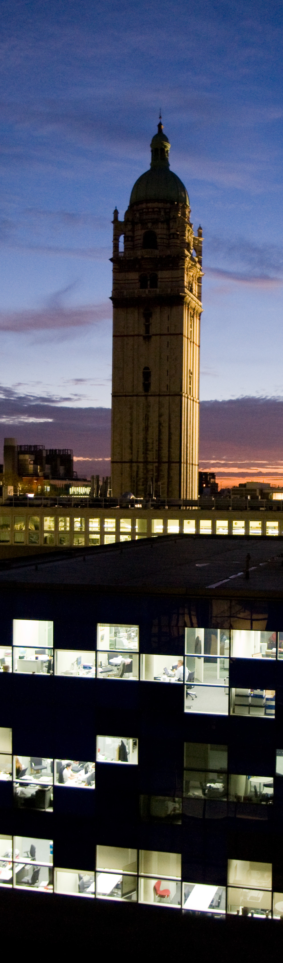 Queen's Tower, Imperial College